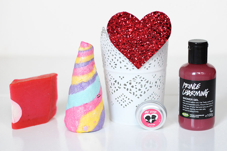 Collection Saint Valentin - Lush