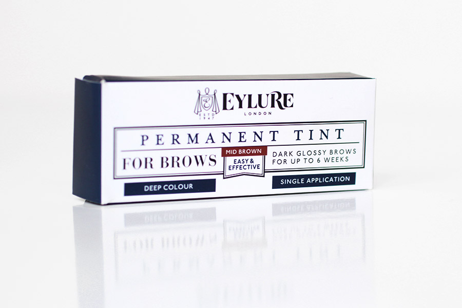 Permanent Tint for brows Mid Brown - Eylure London