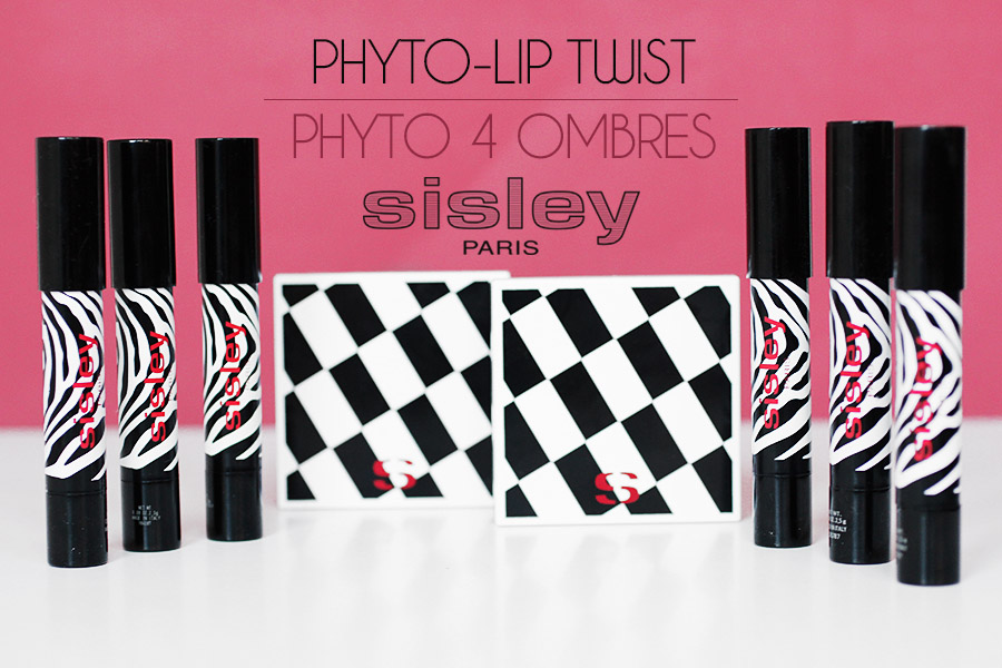 Phyto-Lip Twist & Phyto 4 Ombres - Sisley