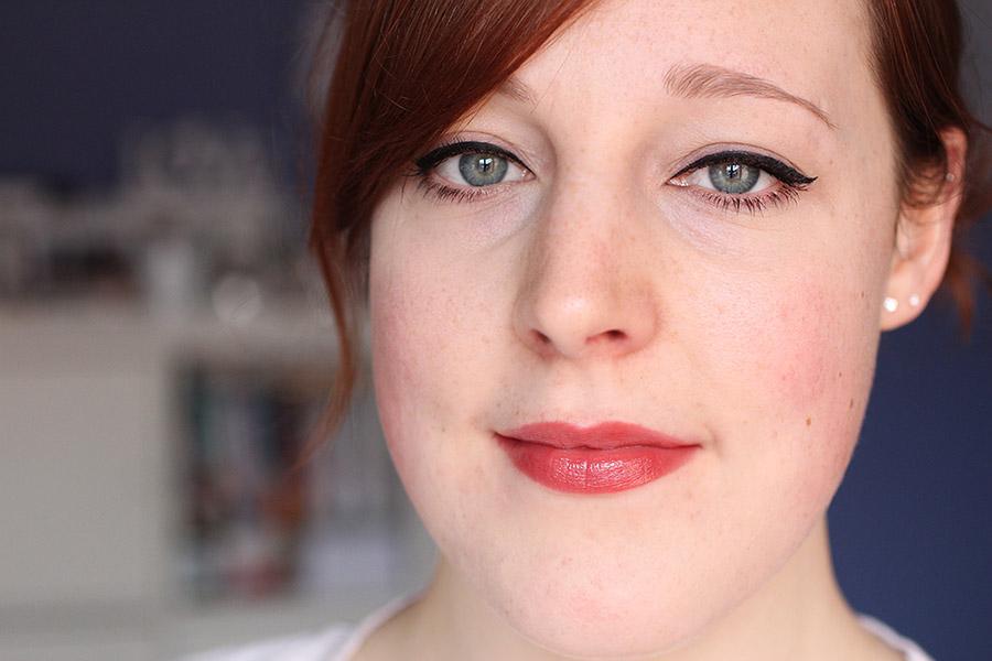 Mon trait d'eyeliner parfait (ou presque) !