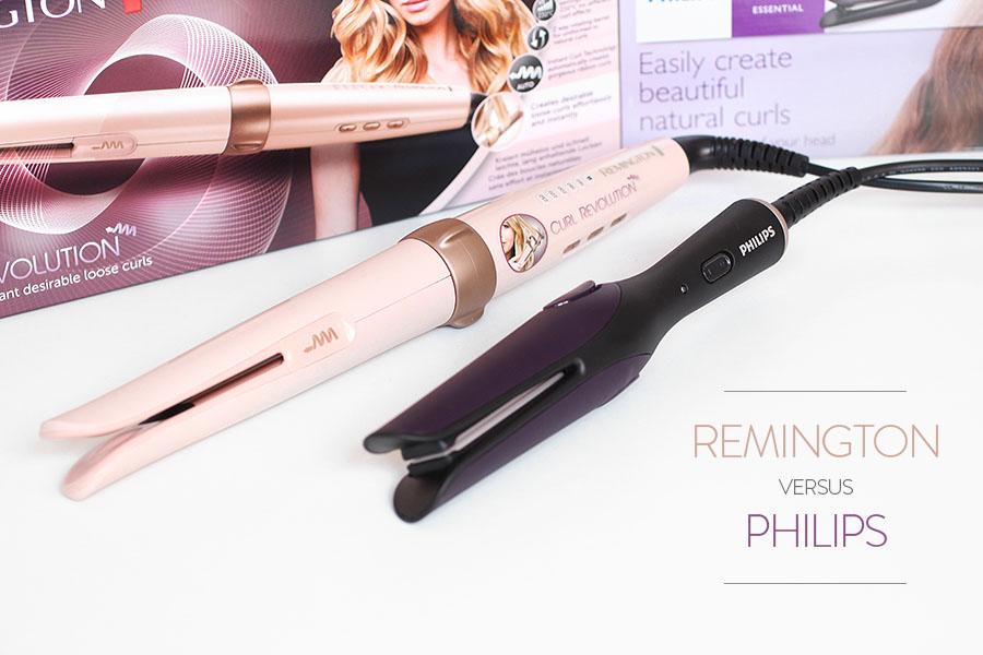 Boucleurs Remington & Philips