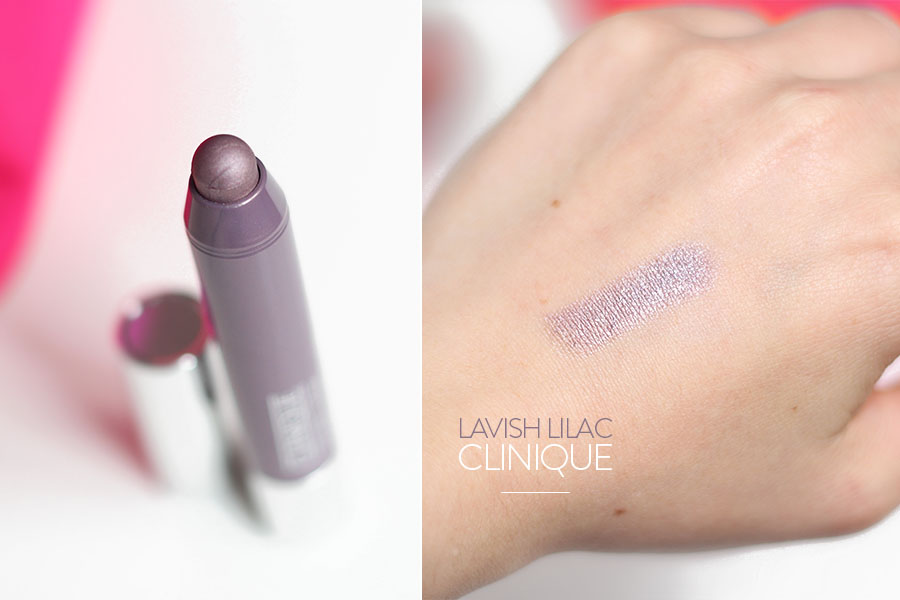 Chubby Stick Shadow For Eyes / n°09 Lavish Lilac - Clinique