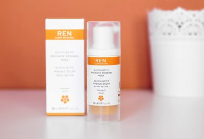 Glycolactic masque éclat peau neuve – REN