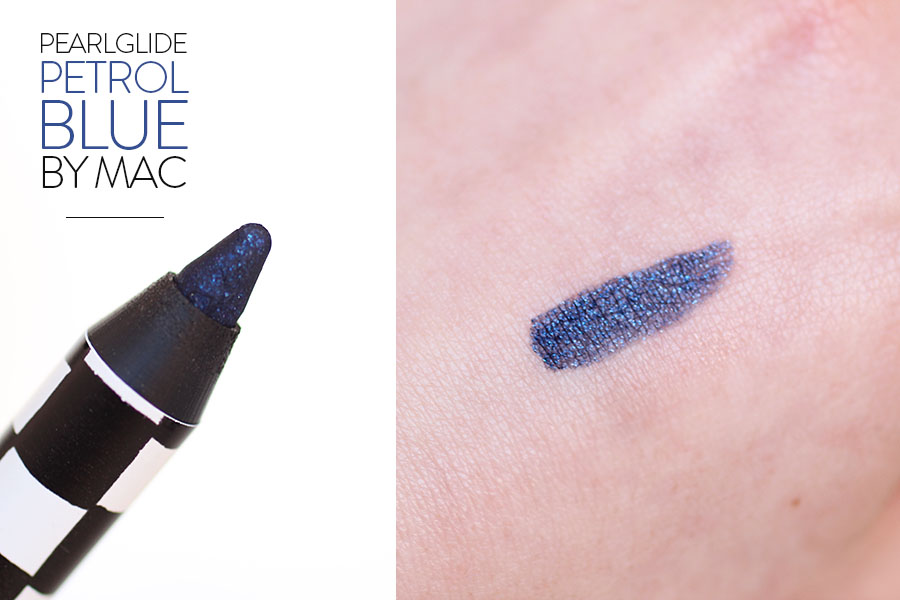 Pearlglide Intense Eye-liner Petrol Blue / Toledo - MAC