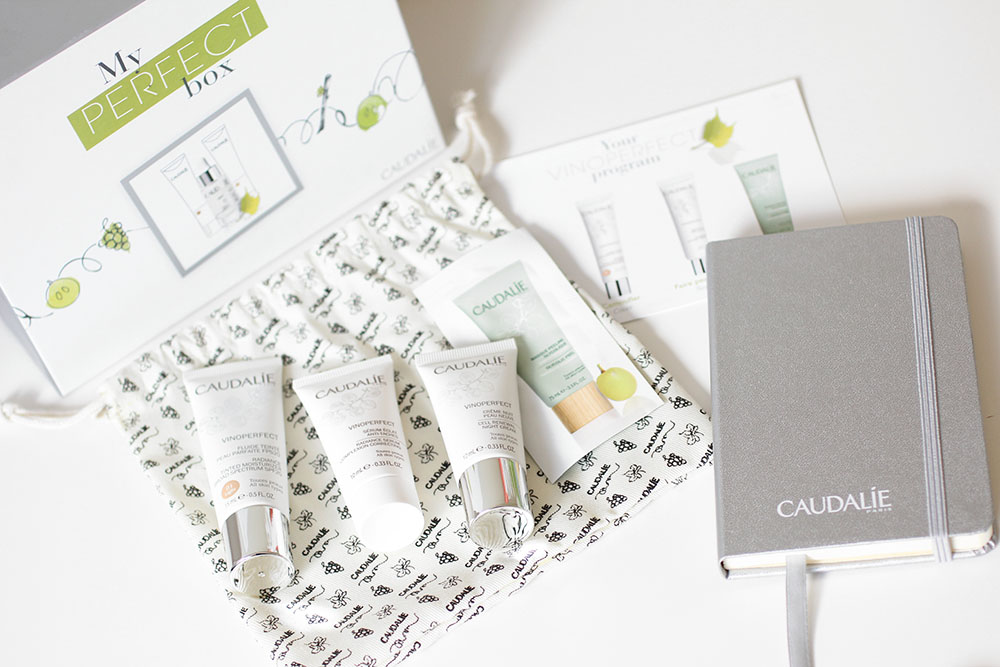 Concours : My Perfect Box by Caudalie