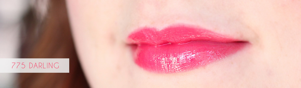 Rouge Brillant n°775 Darling - Dior
