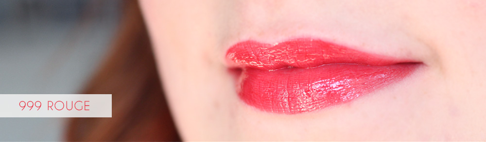 Rouge Brillant n°999 Rouge - Dior