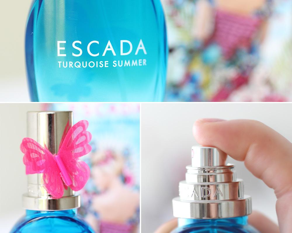 Turquoise Summer / Édition limitée - Escada