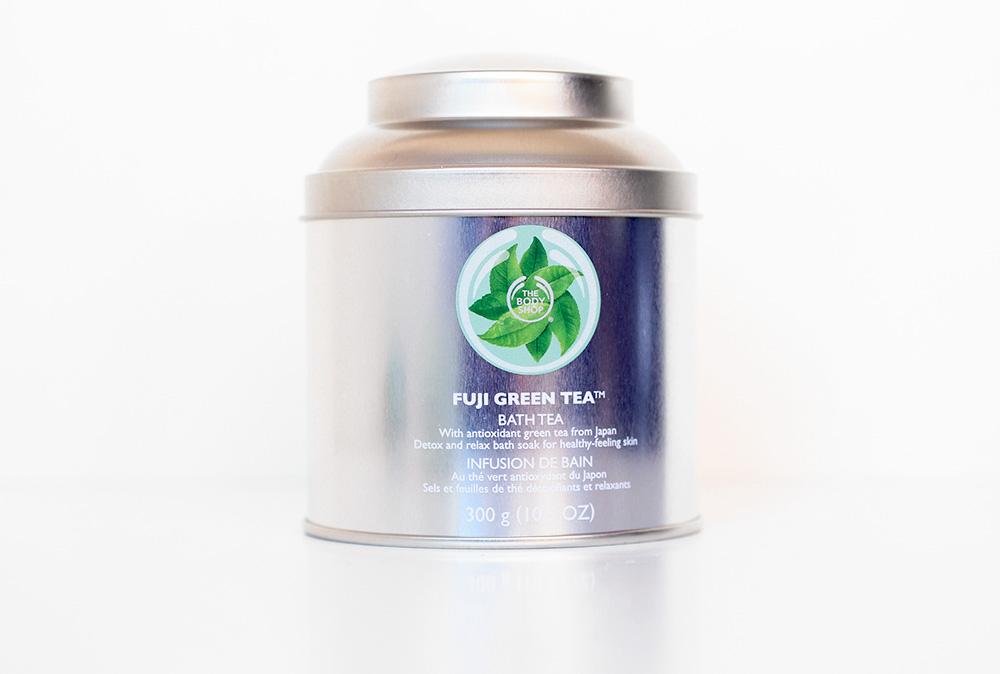 Fuji Green Tea - The Body Shop
