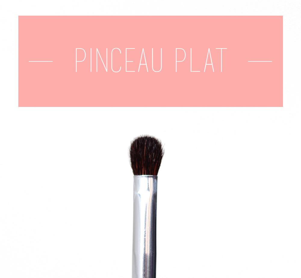Pinceau Plat - Yves Rocher