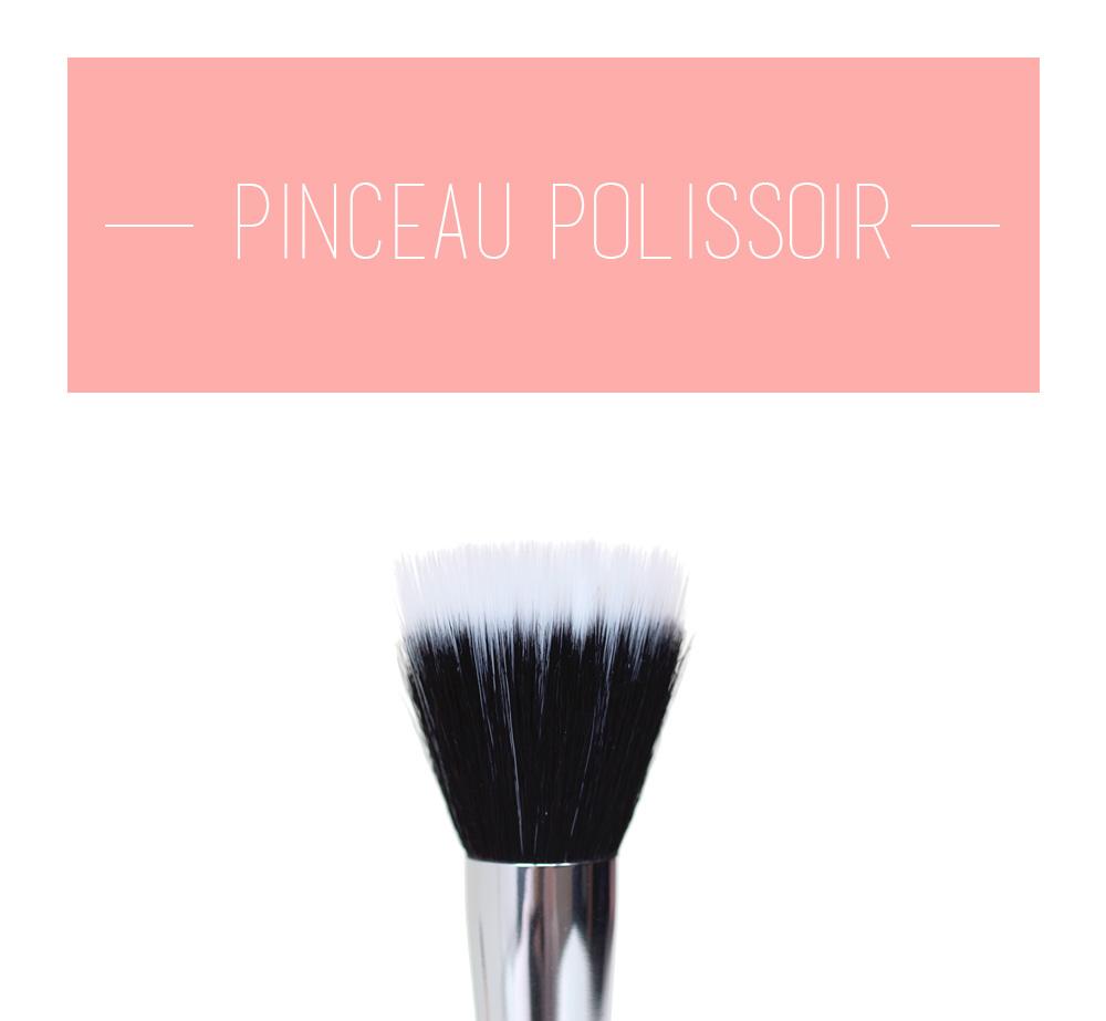 Pinceau polissoir - Yves Rocher