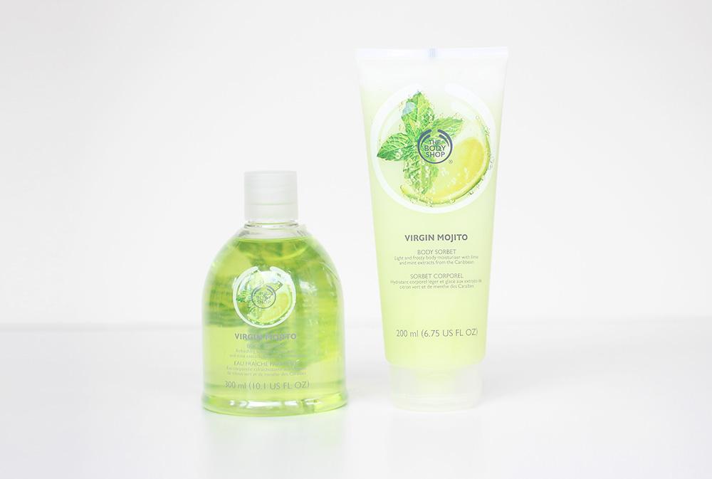 Virgin Mojito - The Body Shop