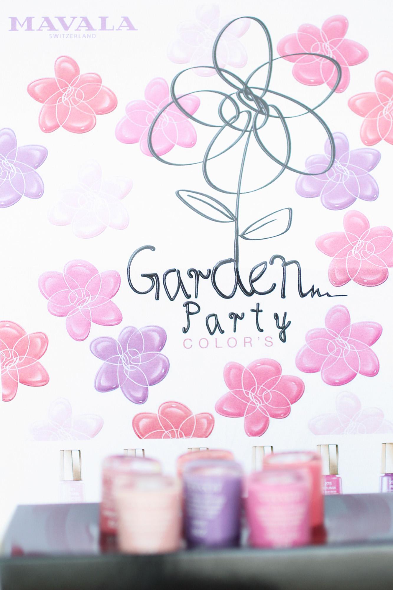 Garden Party (édition limitée) - Mavala