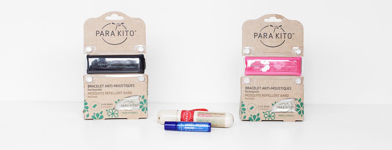 Dites adieu aux moustiques avec Parakito !