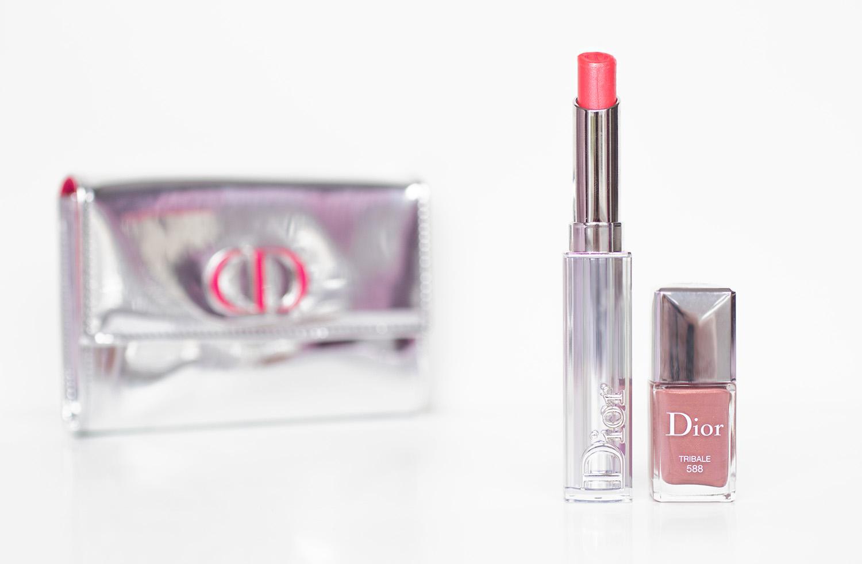 Dior Addict : Rouge à lèvres + vernis Tribale