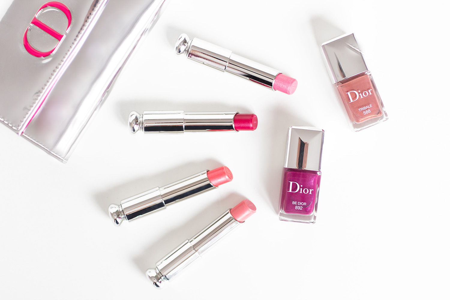 Dior Addict Lipstick, Shine don't be shy !
