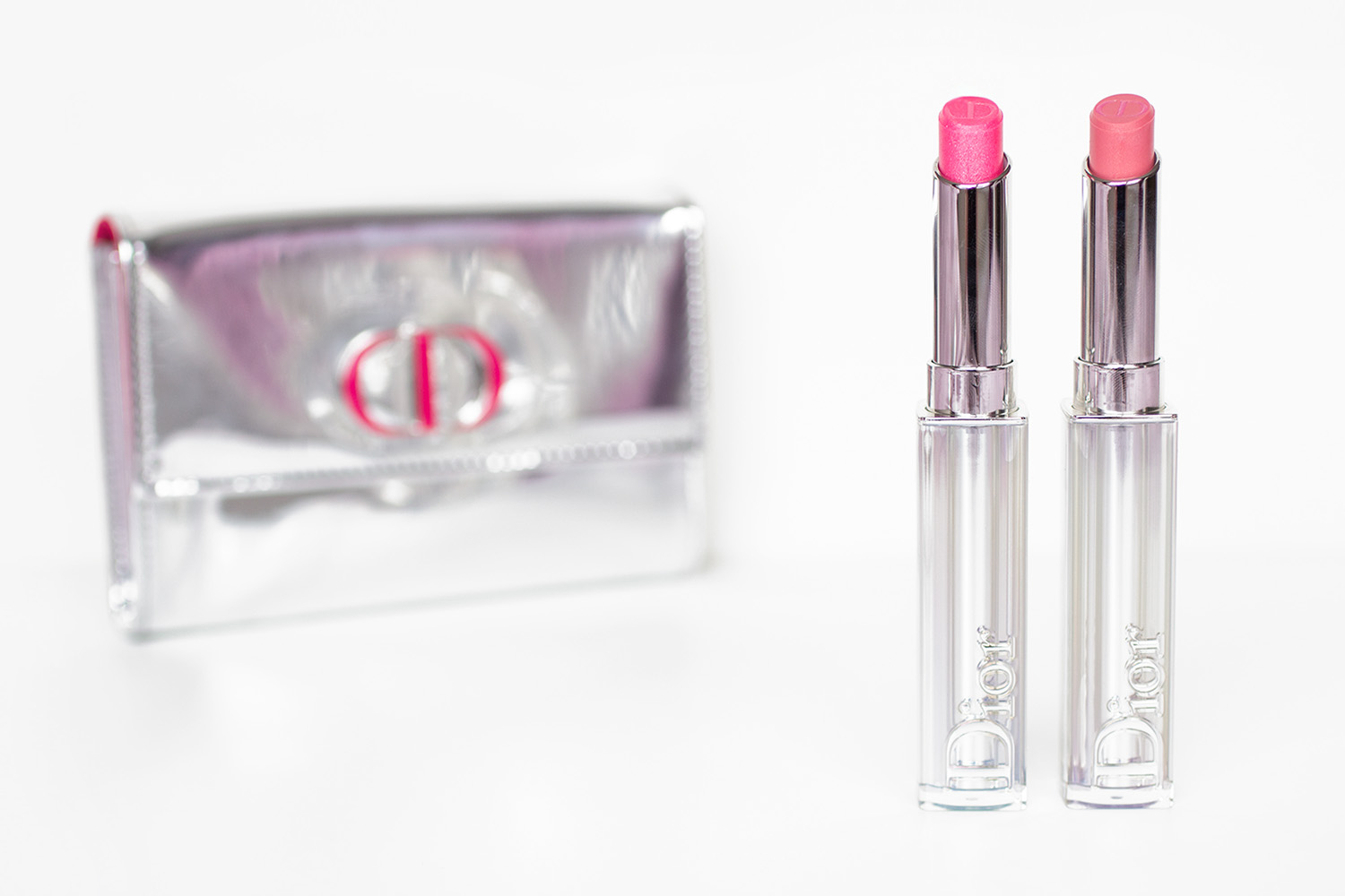Dior Addict Lipstick : Smile & Wonderful