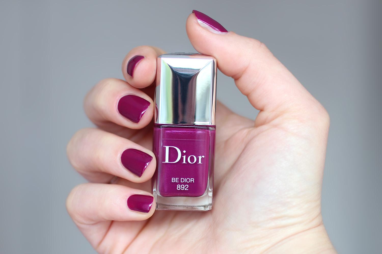 Vernis Dior n°892 Be Dior