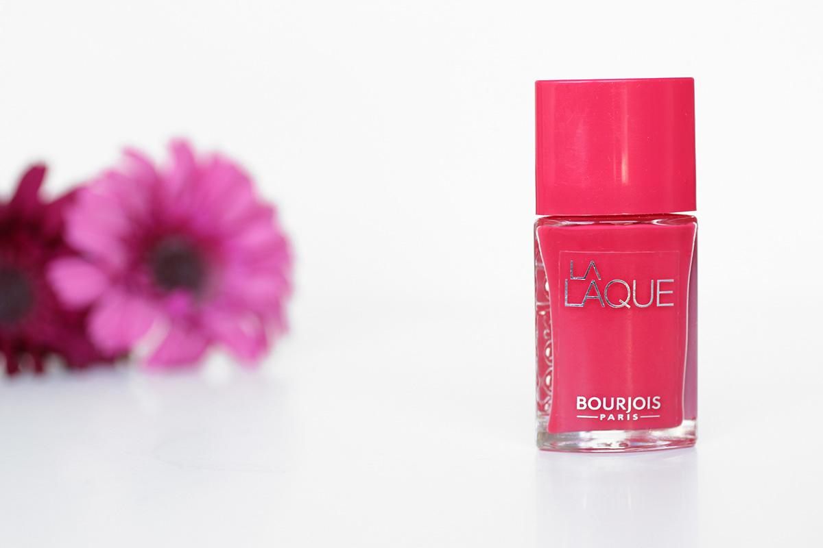 La Laque n°4 Flambant Rose - Bourjois