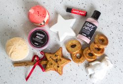 Collection Noël 2015 – Lush