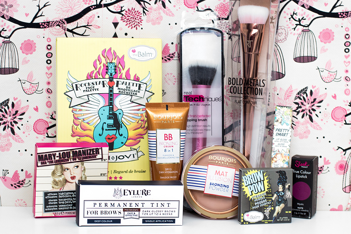 [Concours - 5 ans] Lot maquillage - Di Beauty