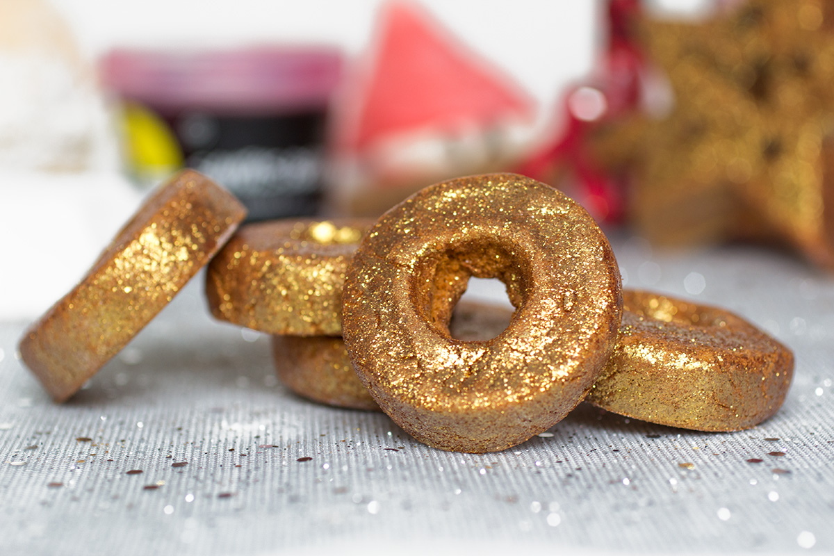 Collection Noël 2015 - Lush / Five Gold Rings