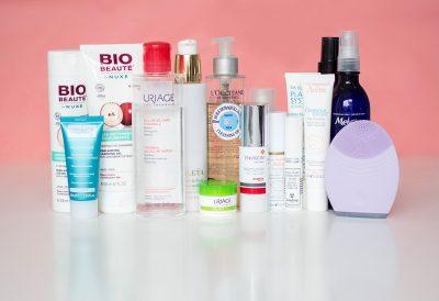 Routine soin visage – Automne 2015