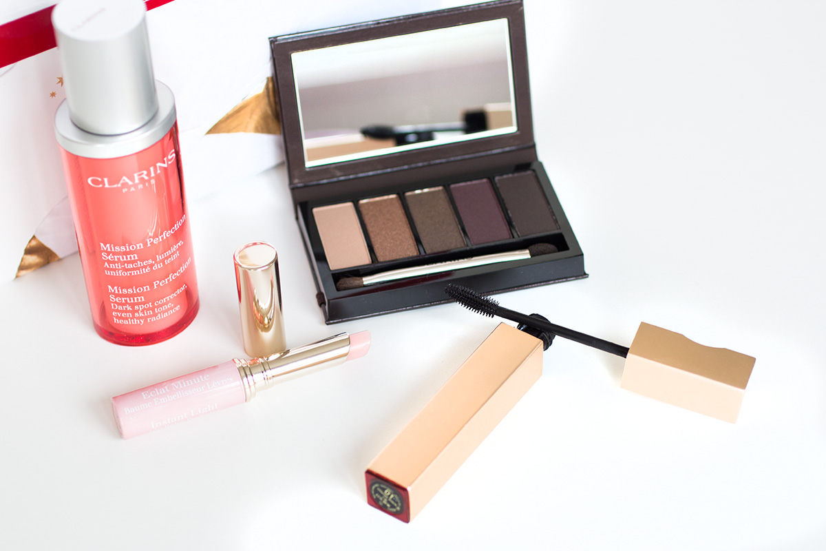 [Concours - 5 ans] Lot maquillage et soin - Clarins