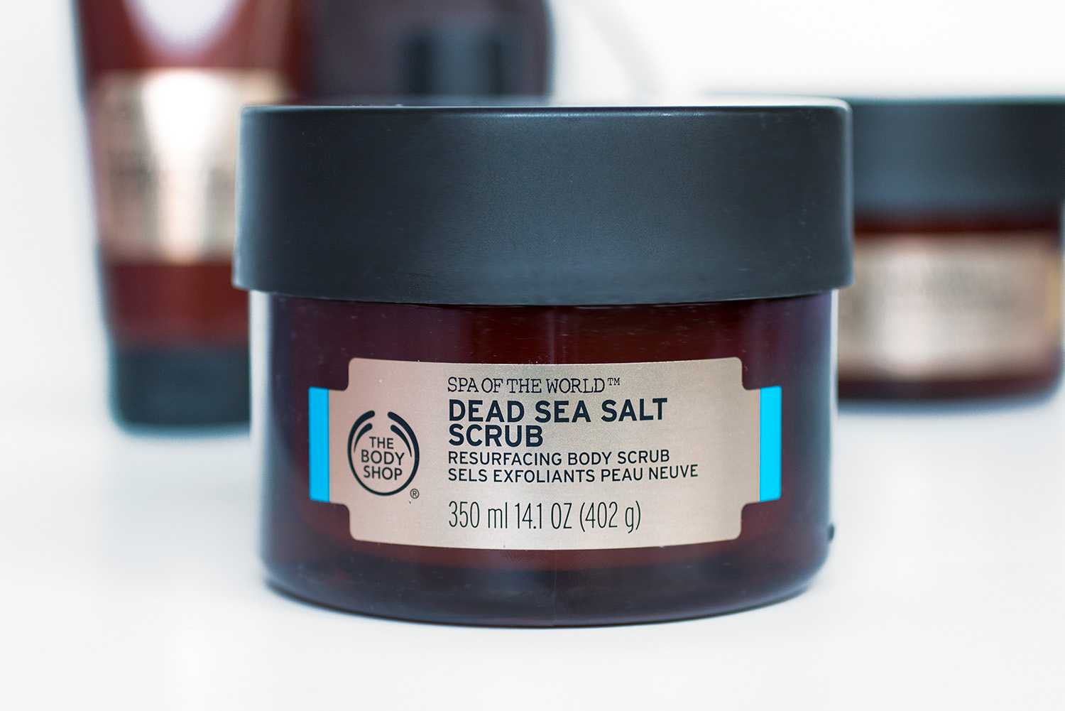 Spa of the World / Sels exfoliants peau neuve - The Body Shop