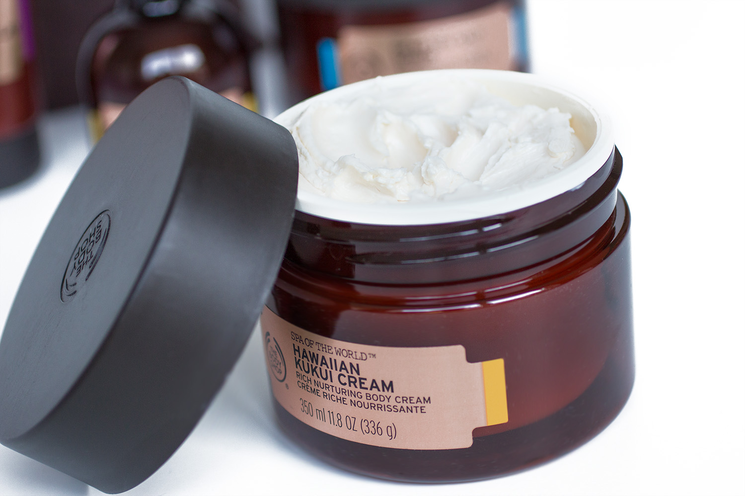 Spa of the World / Crème riche nourrissante - The Body Shop