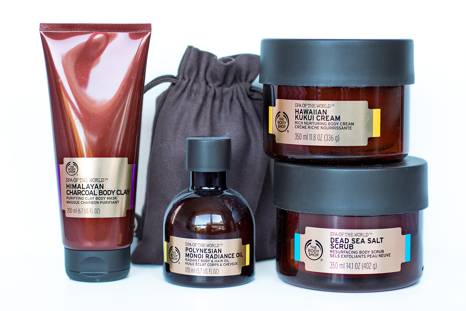 Spa of the World - The Body Shop