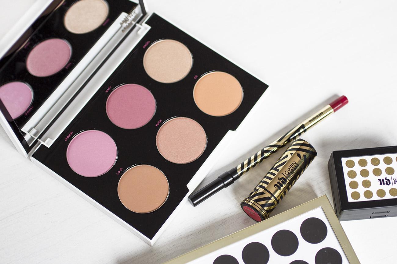 Gwen Stefani x Urban Decay / Blush Palette