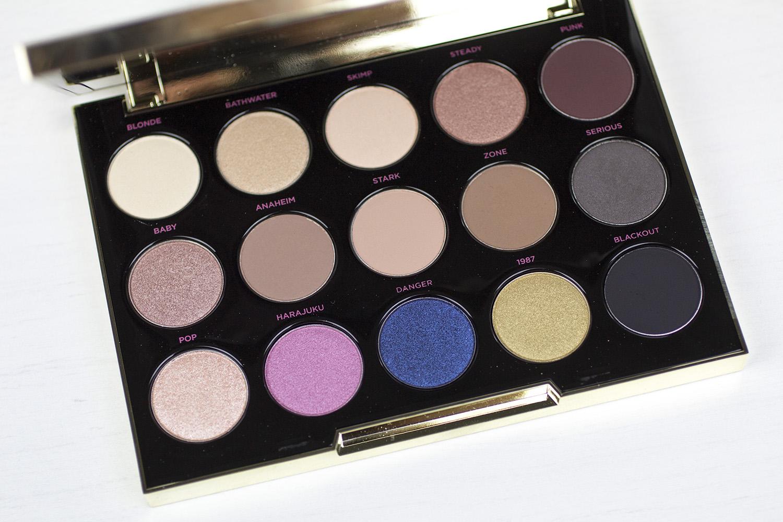 Gwen Stefani x Urban Decay / Eyeshadow Palette