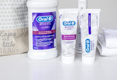 3D White Luxe – Oral-B