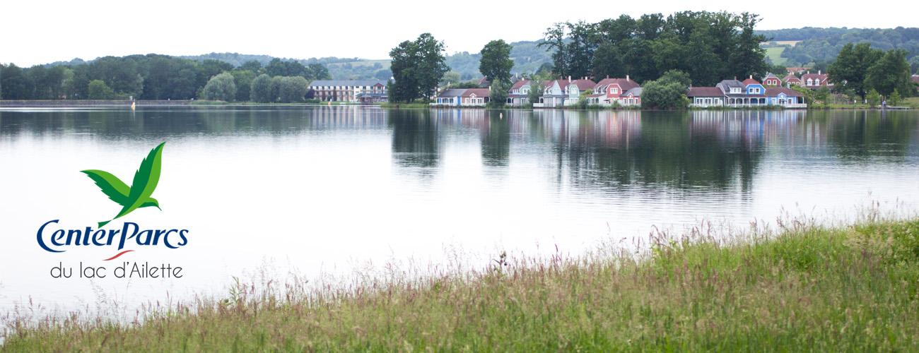 Weekend bien-être au Center Parcs du Lac d'Ailette