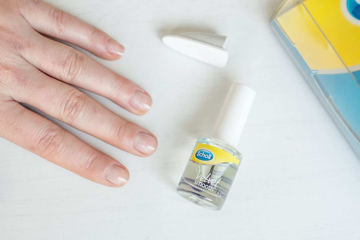 Sublime Ongles Velvet Smooth - Scholl