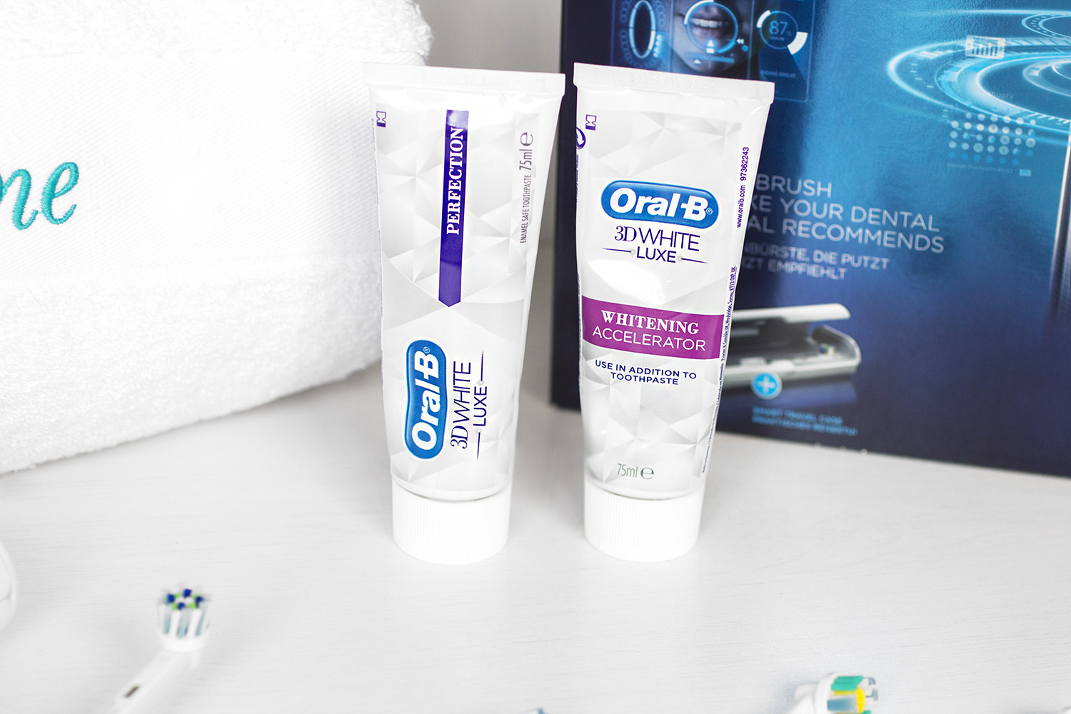 Brosse à dents Genius 9000 - Oral-B
