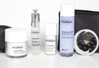 Ma routine soin visage spéciale Filorga