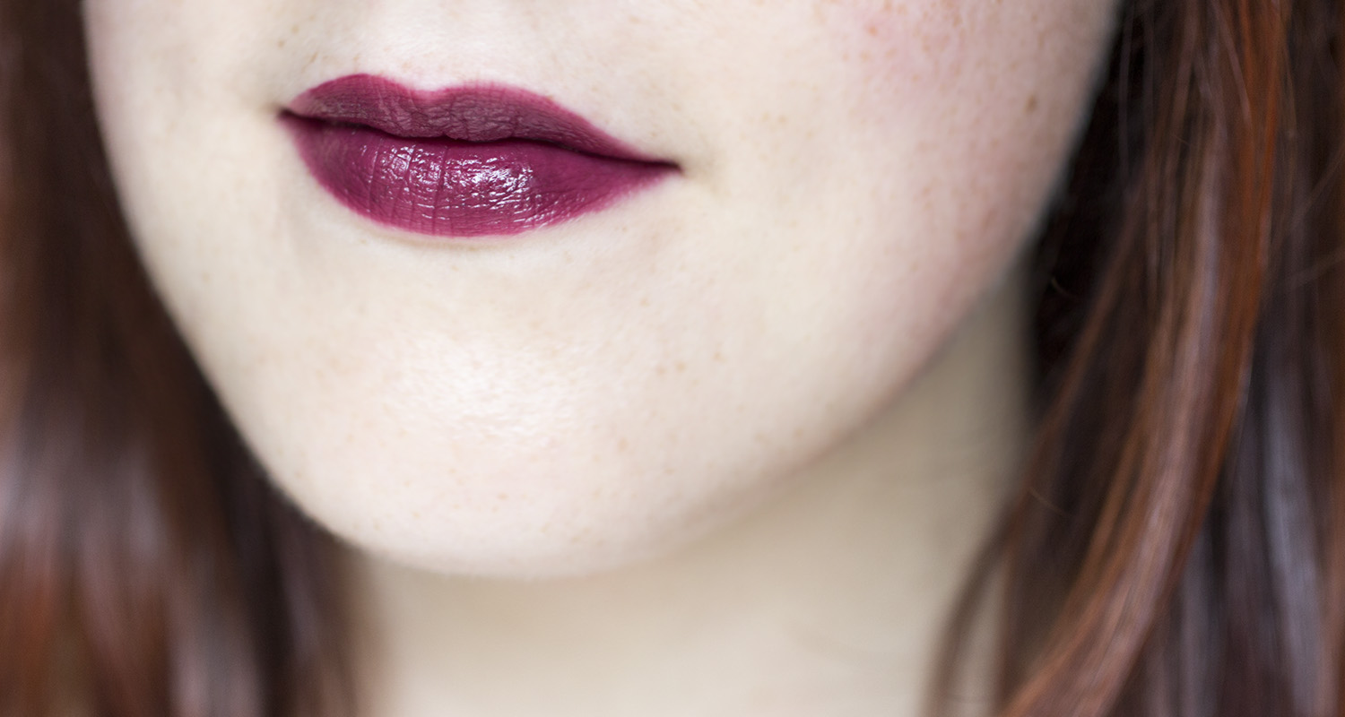 Vivid Matte Liquid / 45 Possessed Plum - Maybelline