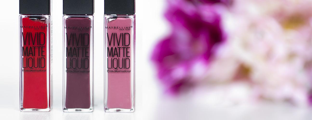 Vivid Matte Liquid – Maybelline