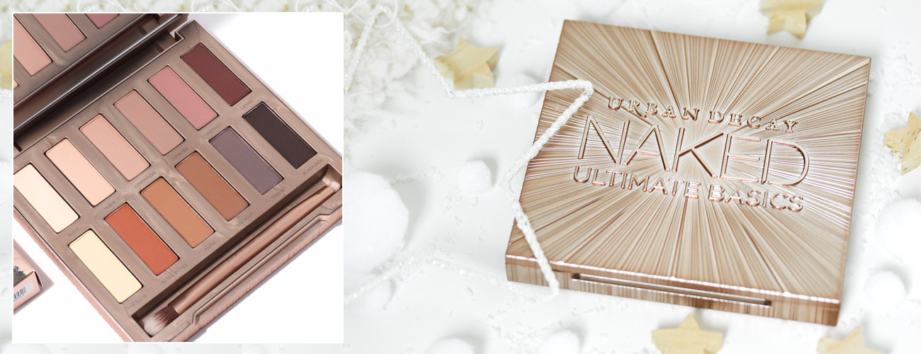 [Concours – 6 ans] Palette Naked Ultimate Basics – Urban Decay