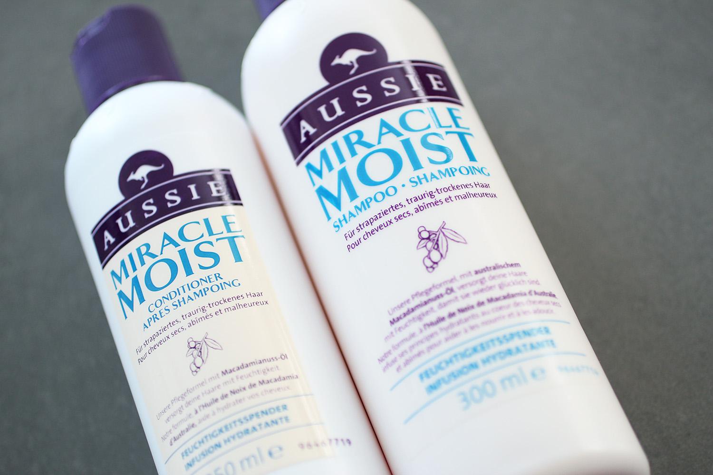 Shampooing & Après-shampooing Miracle Moist - Aussie