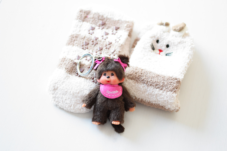 Chaussettes toutes douces & Chichi