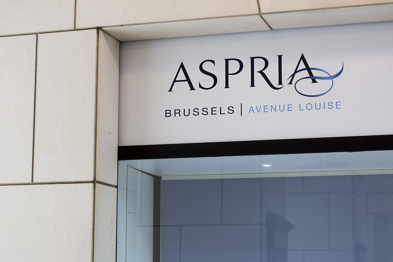 Spa Aspria - avenue Louise à Bruxelles