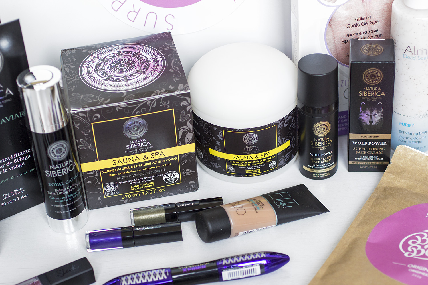 Di Beauty & Care - Discorery Box n°1