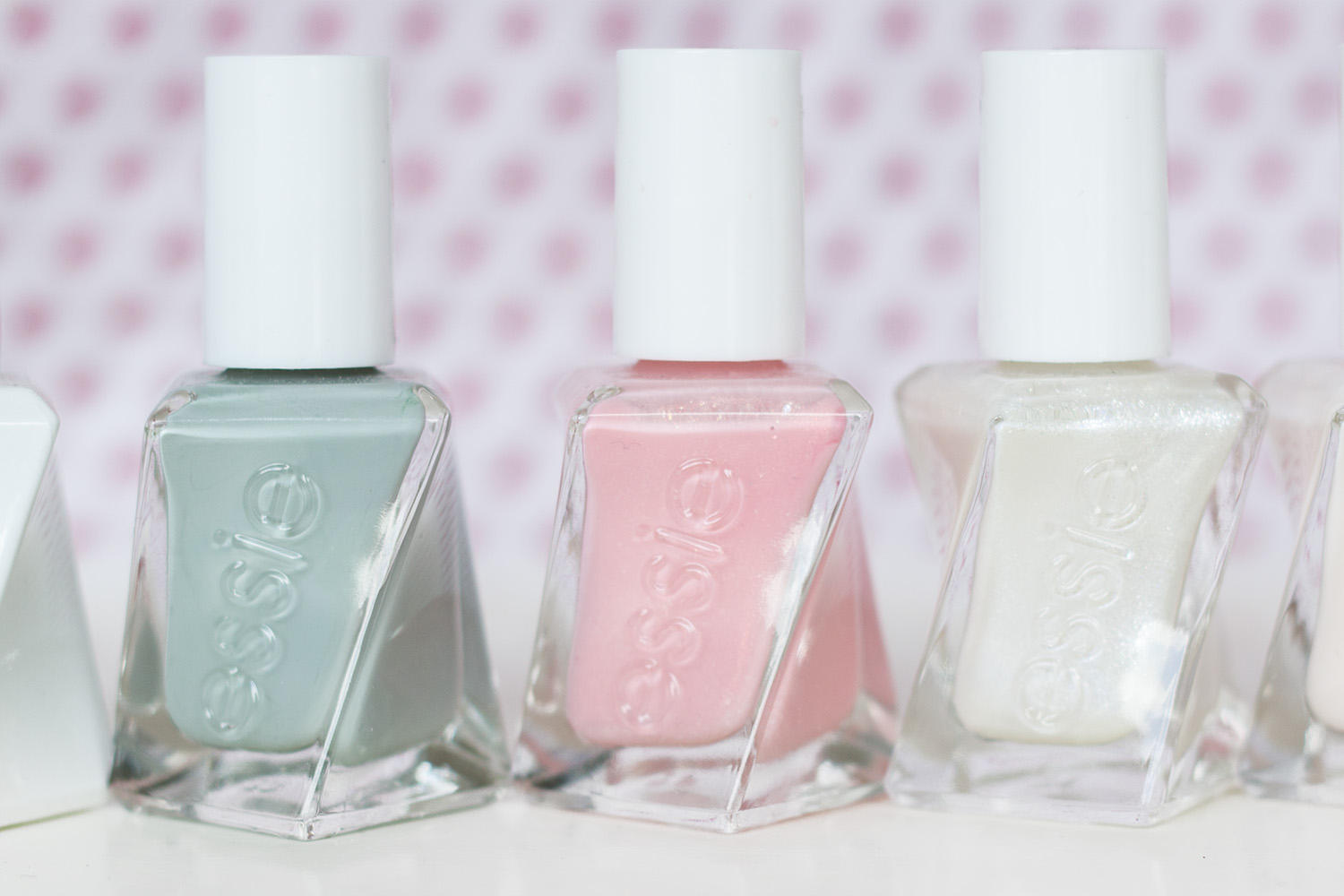 Gel Couture Bridal Collection - Essie