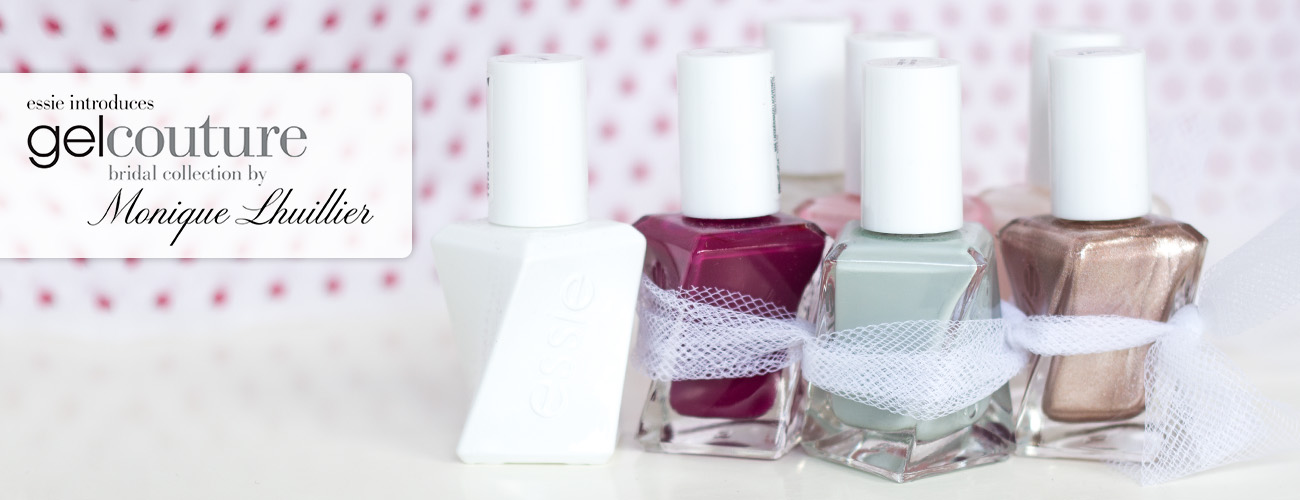 Gel Couture Bridal Collection – Essie
