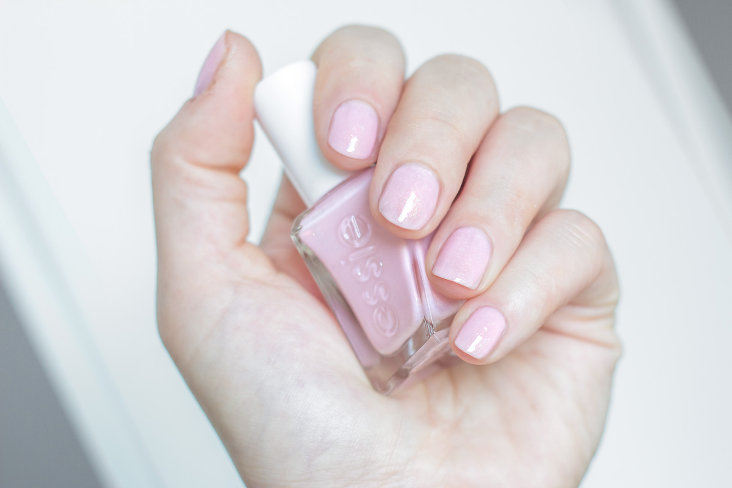 Gel Couture Blush worthy - Essie