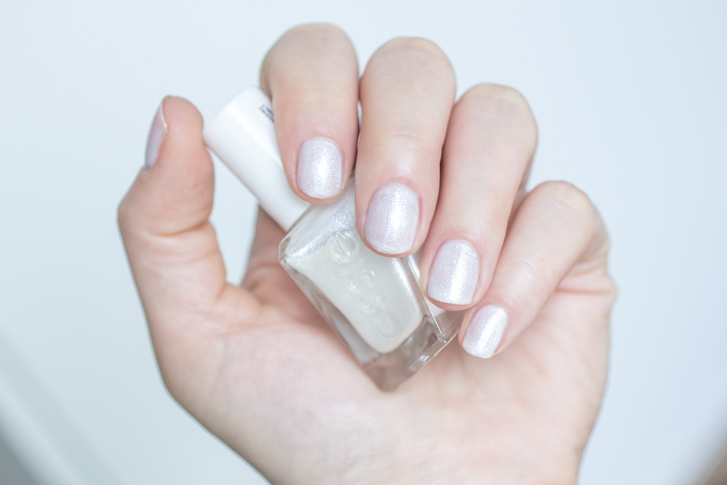 Gel Couture Lace to the altar - Essie