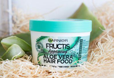 Masque cheveux Aloe Vera – Garnier